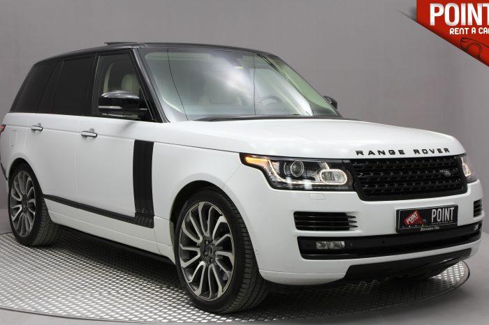 Range Rover Vogue – Beyaz