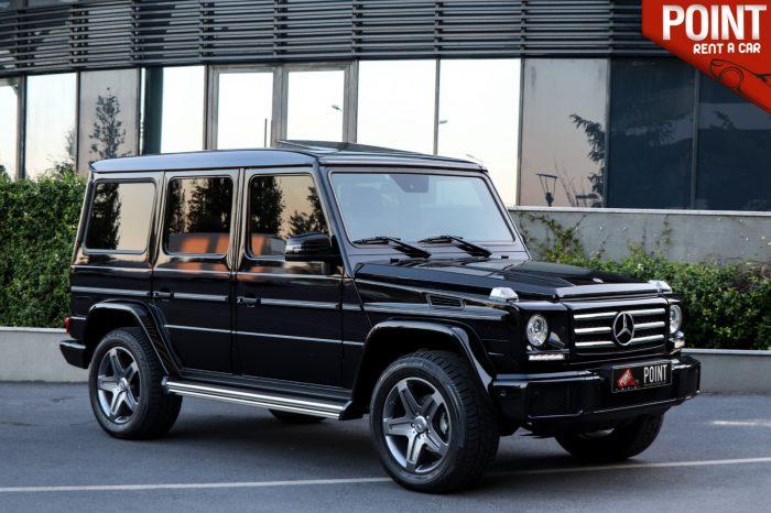 Mercedes G 350d