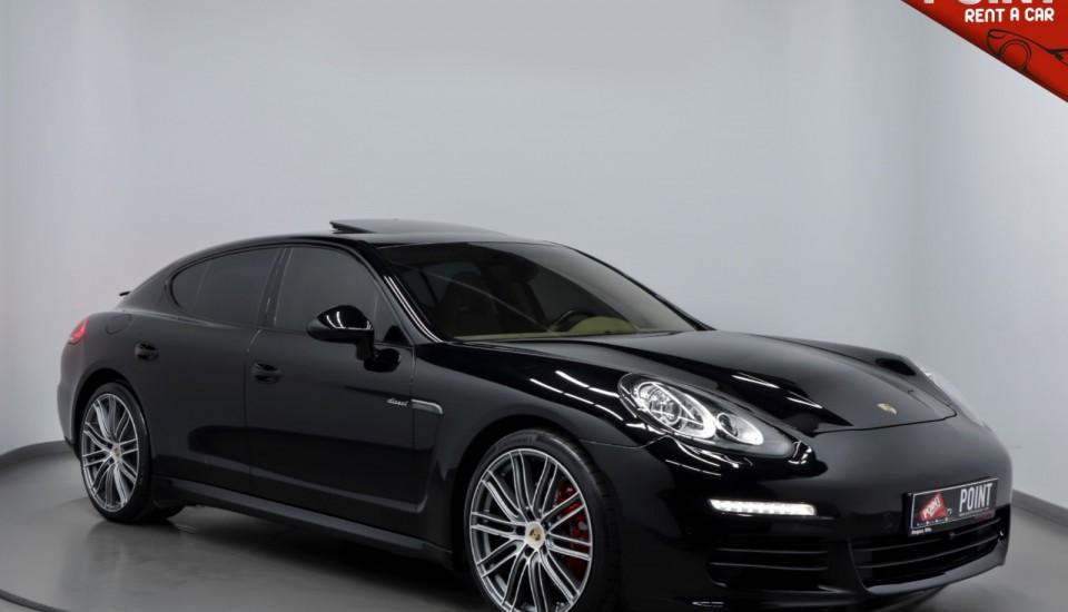 Porsche Panamera Dizel